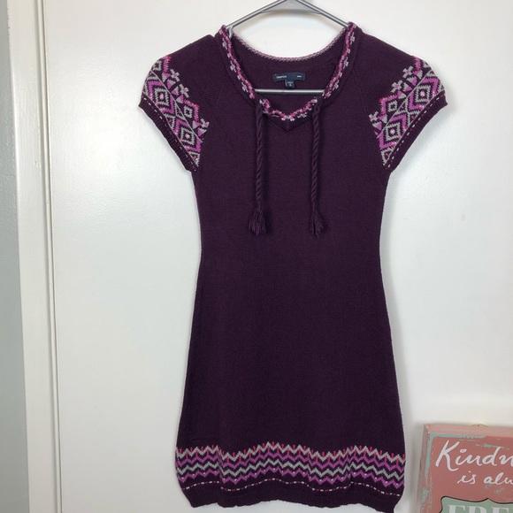GAP Other - Tribal Print Sweater Dress